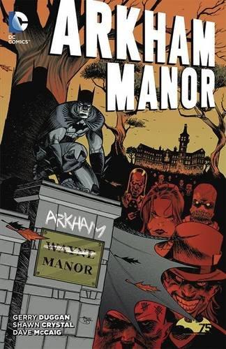 Arkham Manor Volume 1 TP