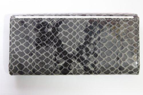MICHAEL Michael KorsMichael Kors Fulton Leather Flap Continental Wallet - Dark Slate