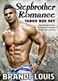Stepbrother Romance Taboo Box Set: Forbidden Erotic Romance Six Book Story Collection
