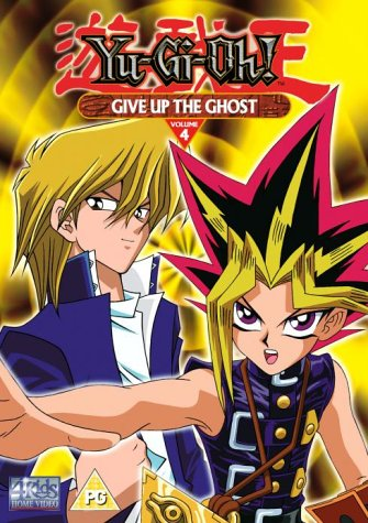Yu-Gi-Oh! - Vol. 4: Give Up the Ghost [DVD]
