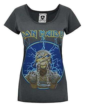 Amplified Iron Maiden Mummy Women's T-Shirt (XL)