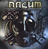 Grind Finale by Nasum (2008) Audio CD