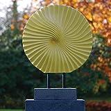 Large Garden Sculptures - Modern Sunstorm Abstract Statue