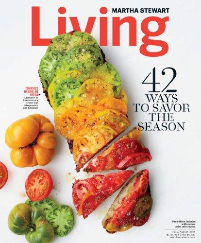 Martha Stewart Living (1-year auto-renewal)