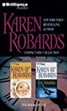 img - for Karen Robards CD Collection 2: Obsession, Guilty book / textbook / text book