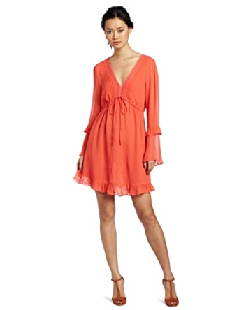 Sanctuary Clothing Women 39 S Garden Party Dress Rhubarb Small At Amazon Women S Clothing Store