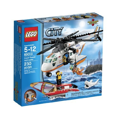 Lego Coast Guard Helicopter Children, Kids, Game front-880461