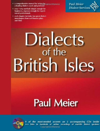 Dialects of the British Isles (includes five CDs) PDF
