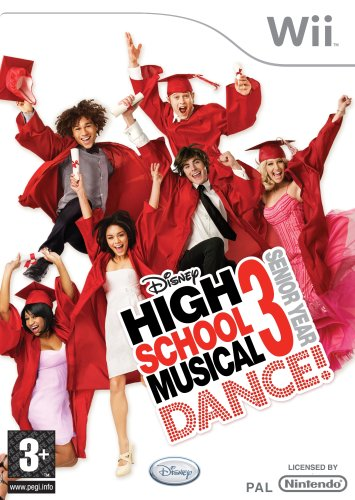 High School Musical 3 Senior Year DANCE UK Import