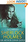 The Complete Sherlock Holmes: (Global Classics)