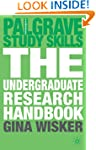 The Undergraduate Research Handbook (...