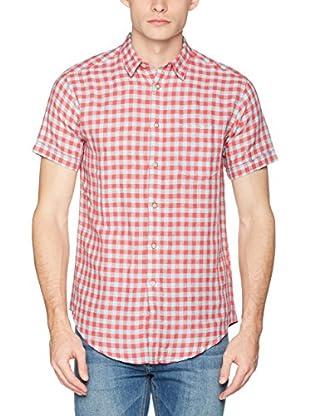 Springfield Camisa Hombre (Rosa)