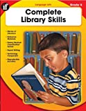 Complete Library Skills, Grade 4