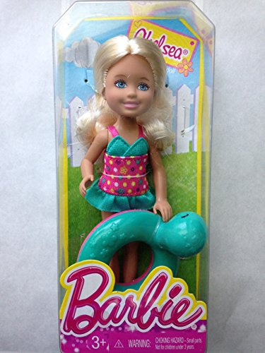 Barbie Chelsea with Swim Ring by Mattel - 1