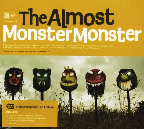 Monster Monster: Best Buy Exclusive Deluxe Fan Edition (with T-Shirt, Bonus Tracks, Cards and Sticker)