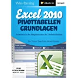 "Excel 2010: Pivot-Tabellen-Grundlagenvon ""video2brain"""