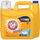 Arm & Hammer 33200-09793 Liquid Laundry Detergent, Clean Burst, 210 oz (Pack of 2)