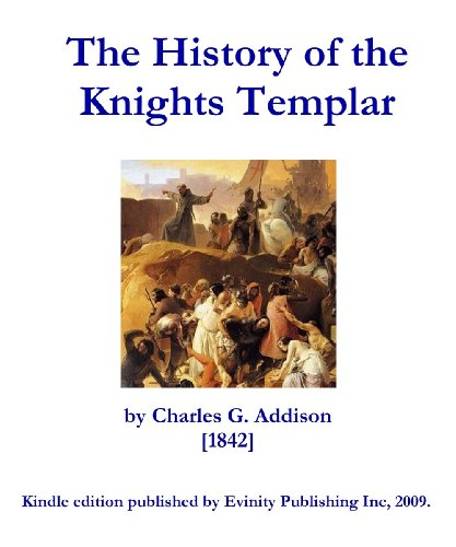 The History of the Knights Templar cover