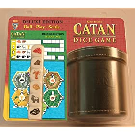 Settlers of Catan Dice Game!