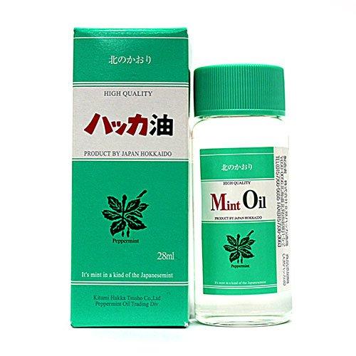 ハッカ油 ボトル 28ml