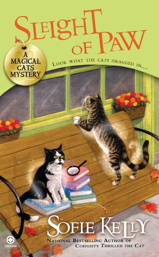 Magical Cats - Book 2 - Sleight of Paw - Sofie Kelly