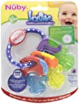 Nuby 530455 IcyBite Keys Teether