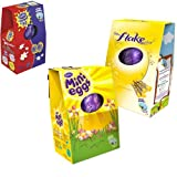 Cadbury Medium Easter Egg Trio
