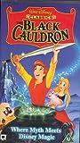 Black Cauldron (1985) (Disney) [VHS]