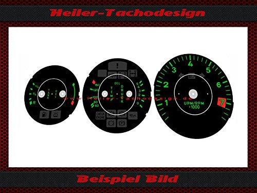 Satz Tachoscheiben Porsche 911 964 993 Design vom Porsche 911 356