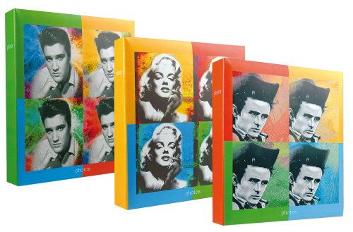 Hollywood Stars Einsteckalbum - 13 x 19 cm