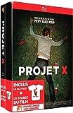 echange, troc Projet X : inclus le Blu-Ray + le T-Shirt du film - Version longue non censurée [Blu-ray]