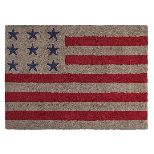 lorena-canals-alfombra-para-bebe-lavable-bandera-americana-lino-rojo