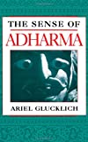 img - for The Sense of Adharma book / textbook / text book
