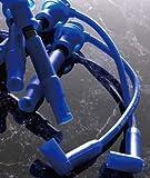 永井電子 ULTRAブルーポイントプラグコード スバル360【型式:K111 年式:S33.3~S45 エンジン:EK32 センターコード30cm】