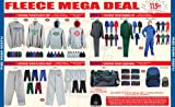 Anaconda Sports® Fleece Mega Deal Basketball Team Package (Call 1-800-234-2775 to order)