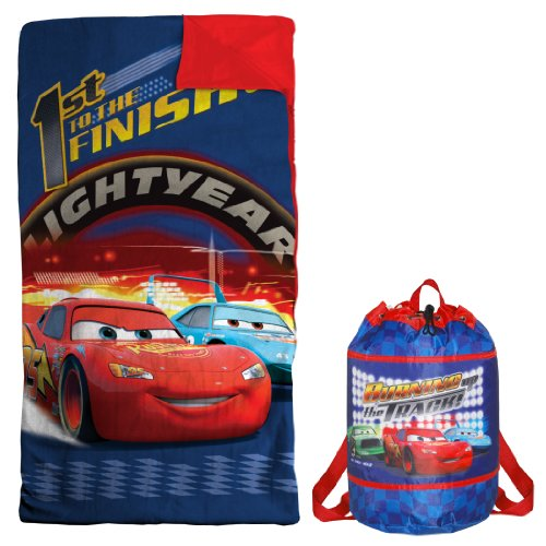 More image Disney Cars Slumber Duffle Bag