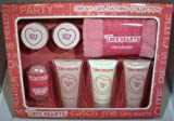 Swizzels Matlow Love Hearts Dream Girl Bath Collection