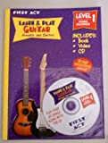 Learn & Play Guitar (Acoustic and Electric) Level 1- Young Beginner