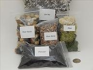 Terrarium DIY Succulent / Cactus Kit