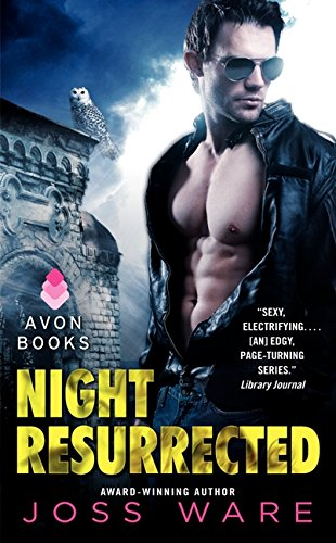 Image of Night Resurrected: Envy Chronicles, Book 6