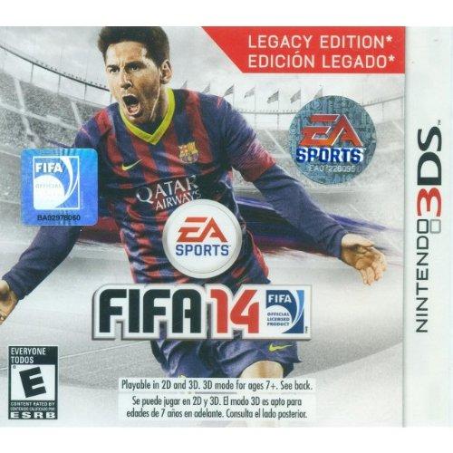 FIFA 14 - Nintendo 3DS