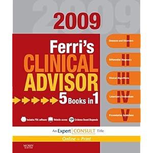 Ferri's Clinical Advisor 2009: 5 Books in 1 514W3x-iYML._SL500_AA300_