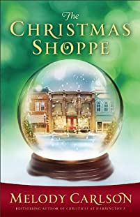 (FREE on 12/18) The Christmas Shoppe by Melody Carlson - http://eBooksHabit.com