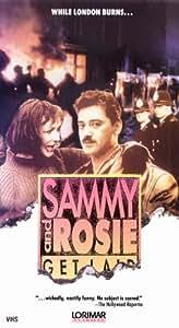 Sammy & Rosie Get Laid [VHS]