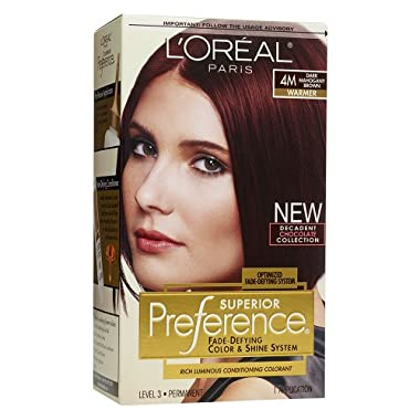 L'Oreal Preference Hair Color - Medium Chestnut Brown 5CB$7.99$7.99