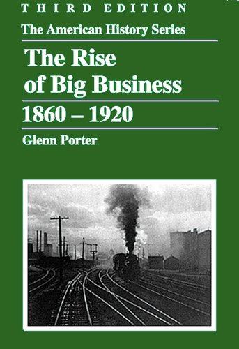 The Rise of Big Business, 1860-1920 (The American History...