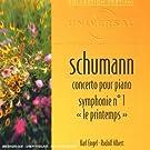Schumann: Pno Cto / Sym No 1 / Mafred Overture