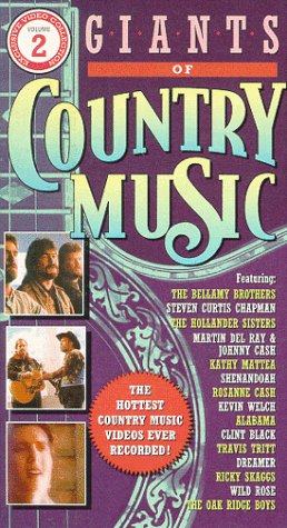 Giants of Country Music, Vol.2 [VHS]