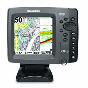 Humminbird 788ci HD Combo Fishfinder and GPS by Humminbird