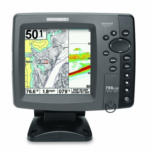 Humminbird 407950-1 788ci HD Combo Fishfinder and GPS